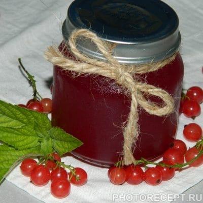 Фото рецепта - Желе из красной смородины на зиму - шаг 6
