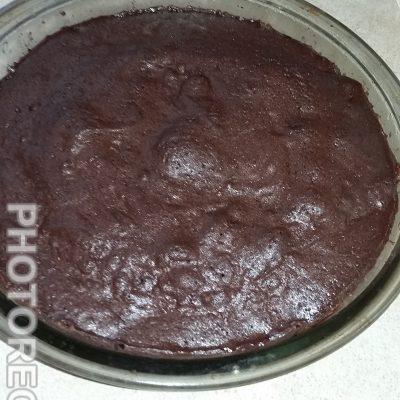 Фото рецепта - Брауни на скорую руку - шаг 4