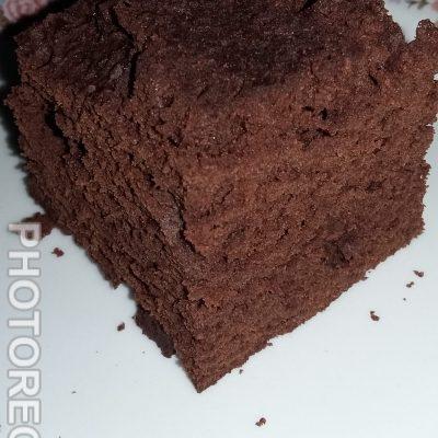 Брауни на скорую руку - рецепт с фото