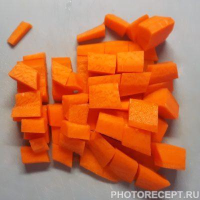 Фото рецепта - Картофельный суп-пюре с сыром - шаг 2