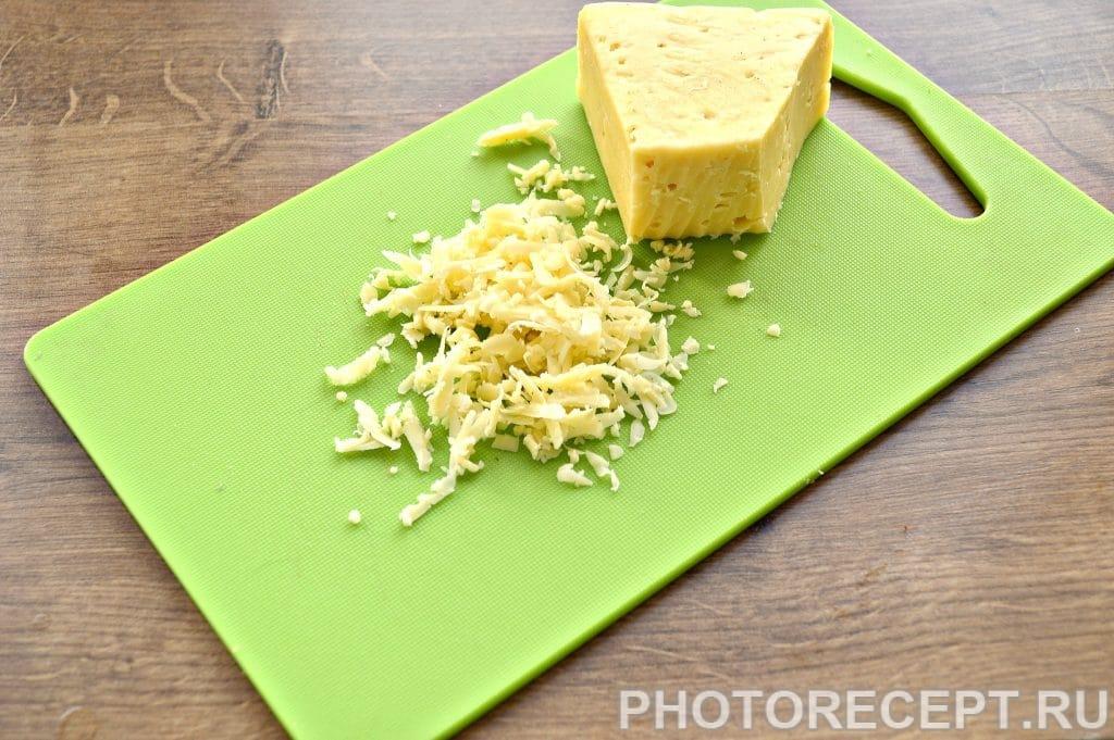 Фото рецепта - Праздничный куриный салат с апельсином и черносливом - шаг 4