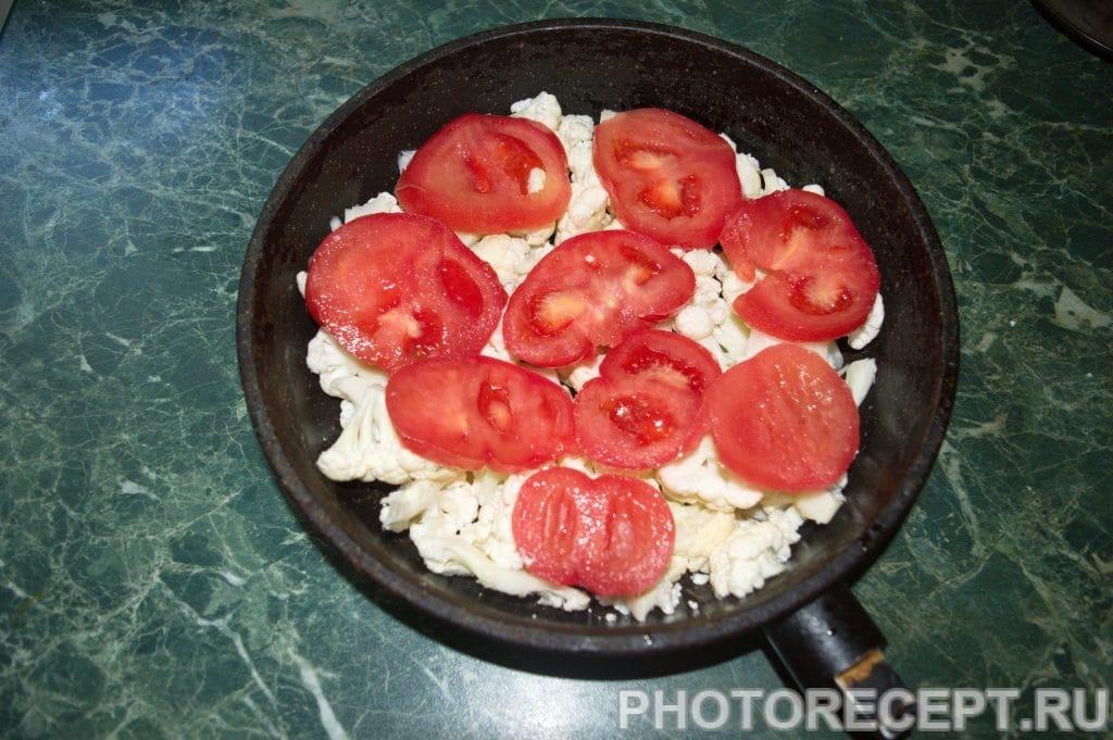 Фото рецепта - Запеканка из цветной капусты - шаг 3