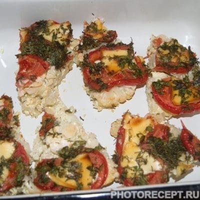 Фото рецепта - Запеканка из цветной капусты - шаг 8