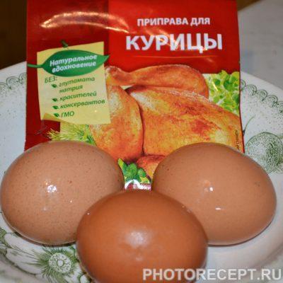 Фото рецепта - Цветная капуста, обжаренная в яйце - шаг 3