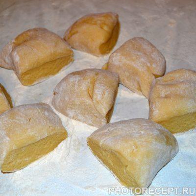 Фото рецепта - Торт «Рафаэлло»  из творожного теста - шаг 3