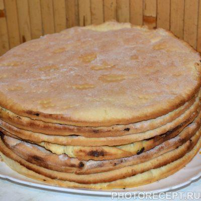 Фото рецепта - Торт «Рафаэлло» из творожного теста - шаг 4