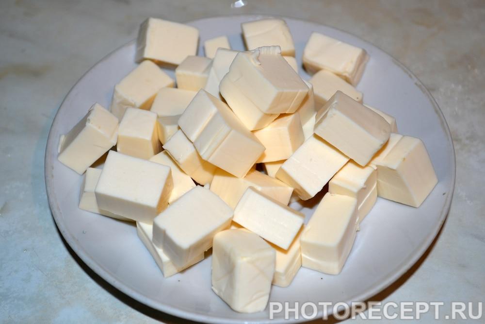 Фото рецепта - Рисовые шарики с курицей и грибами в соусе Терияки - шаг 5