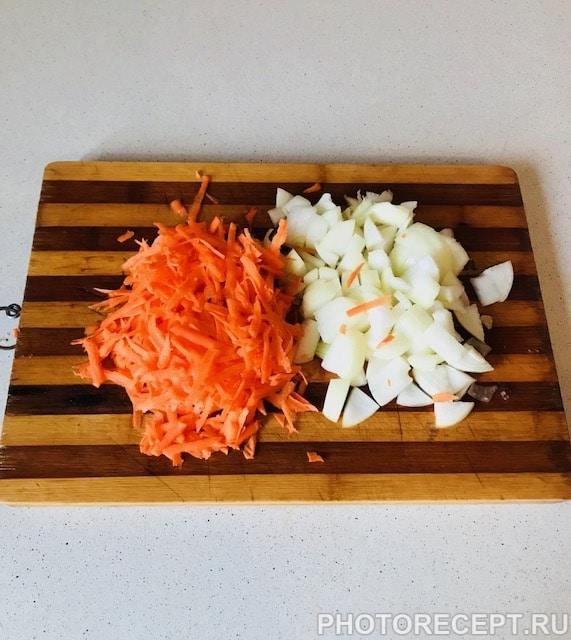 Фото рецепта - Гуляш из свинины - шаг 2
