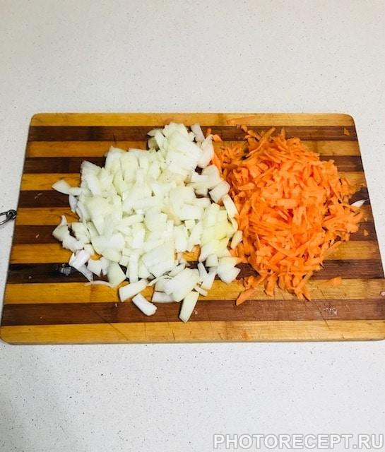 Фото рецепта - Перец фаршированный фаршем и рисом - шаг 4