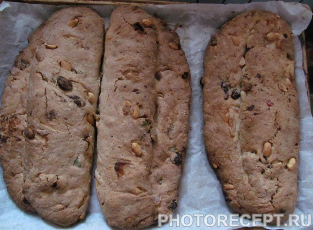 Фото рецепта - Рождественский кекс штолен из песочного теста - шаг 10