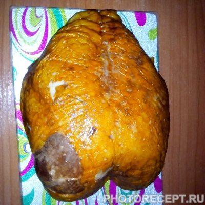 """Фото рецепта - Салат из курицы и свеклы """"Гранатовый браслет"""" - шаг 5"""