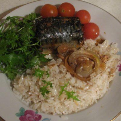 Тушеная рыба с овощами - рецепт с фото