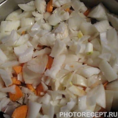 Фото рецепта - Тушеная рыба с овощами - шаг 3