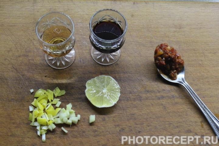 Фото рецепта - Грудинка из куриного филе по-карибски - шаг 2