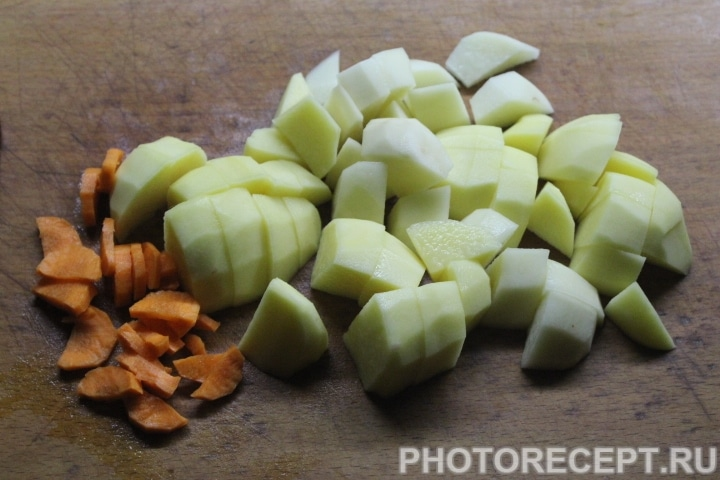Фото рецепта - Пряный рыбный суп - шаг 2