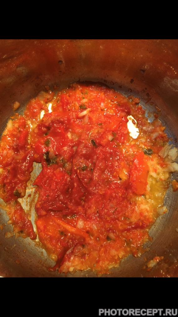Фото рецепта - Суп с фрикадельками по-турецки - шаг 4