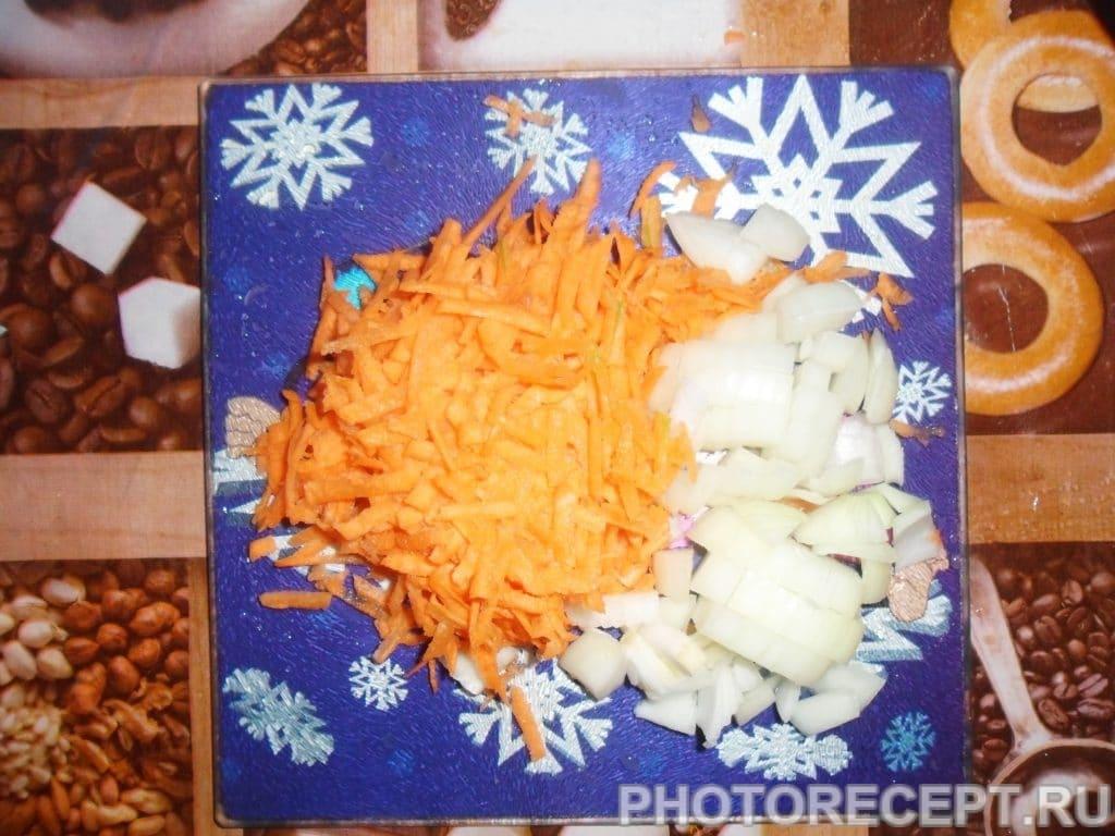 Фото рецепта - Тушеная картошка с мясом - шаг 5