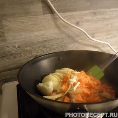 Фото рецепта - Горох нут с курицей - шаг 2
