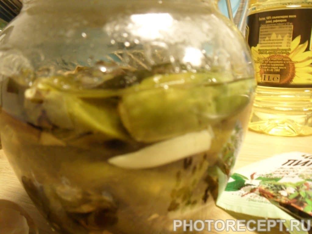 Фото рецепта - Запеченный перец на зиму - шаг 4
