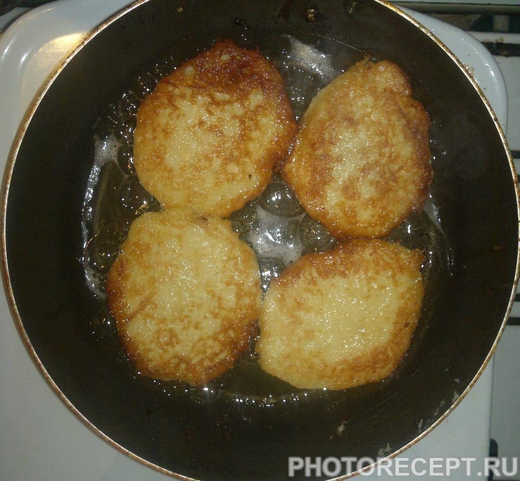 Фото рецепта - Драники картофельные классические - шаг 5