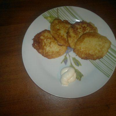 Драники картофельные классические - рецепт с фото