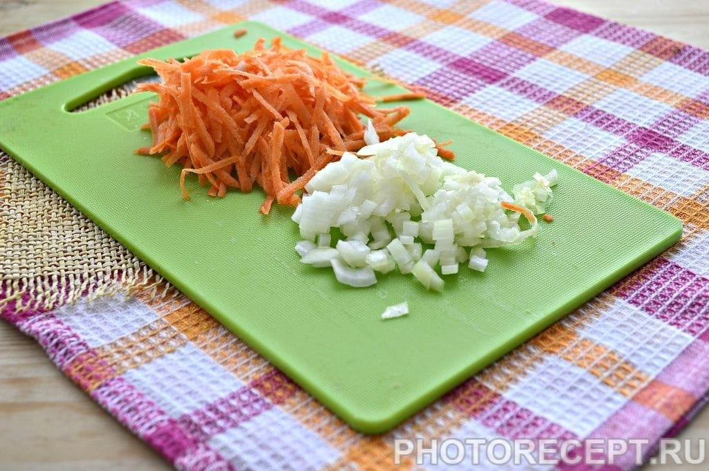 Фото рецепта - Красный борщ со свининой - шаг 3