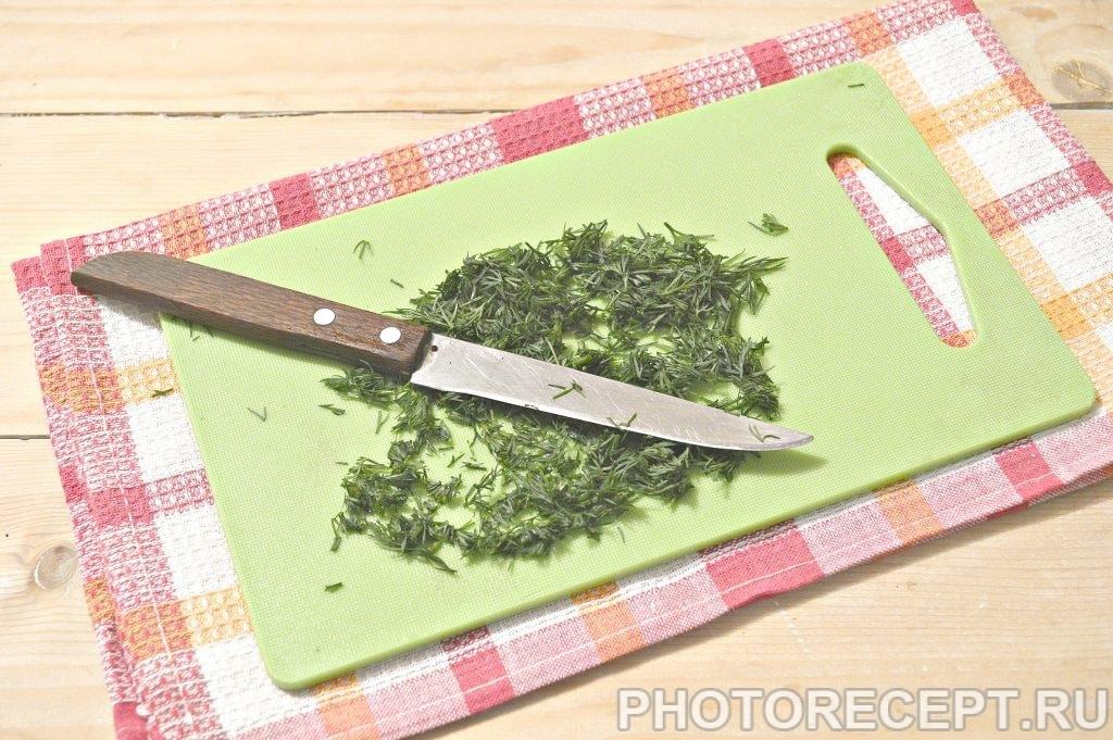 Фото рецепта - Свинина, тушенная с картофелем и огурцами - шаг 8