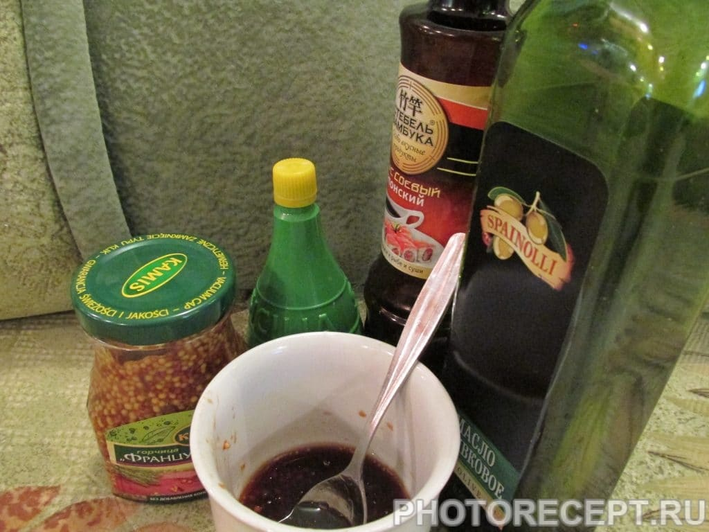 Фото рецепта - «Шик» – нежный салат с авокадо и сыром Дор-Блю - шаг 2