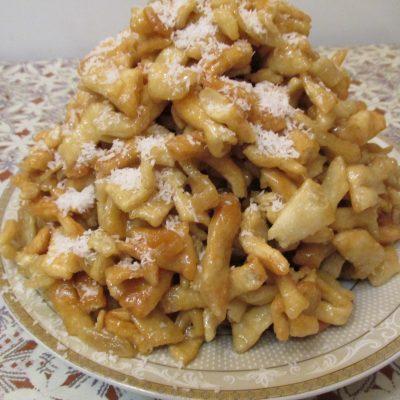 Чак-чак – излюбленная сладость тюркских народов - рецепт с фото