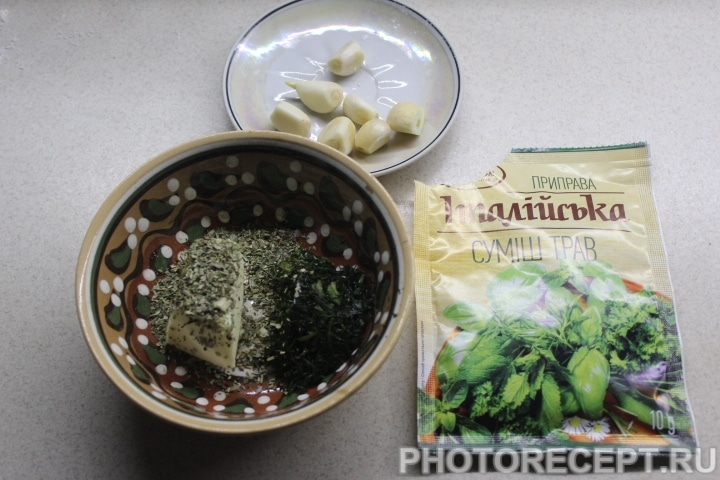 Фото рецепта - Чесночный багет - шаг 6