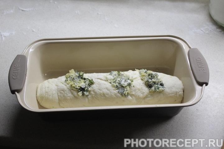 Фото рецепта - Чесночный багет - шаг 10