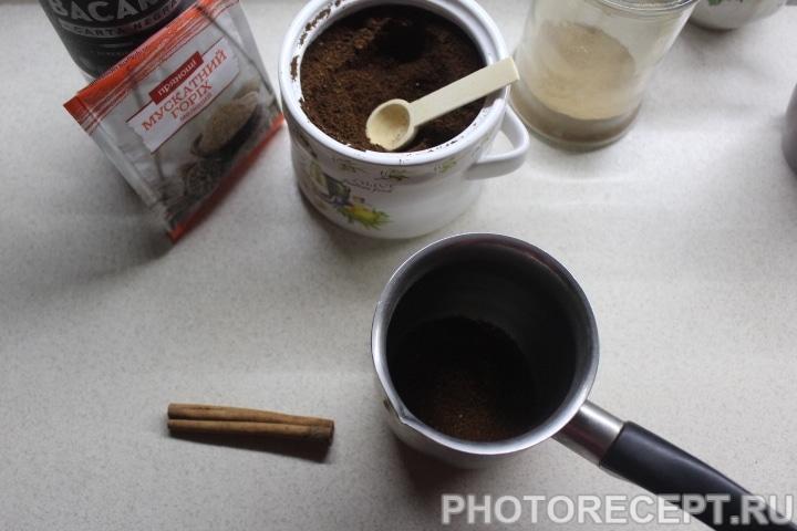 Фото рецепта - Кофе по-карибски - шаг 2