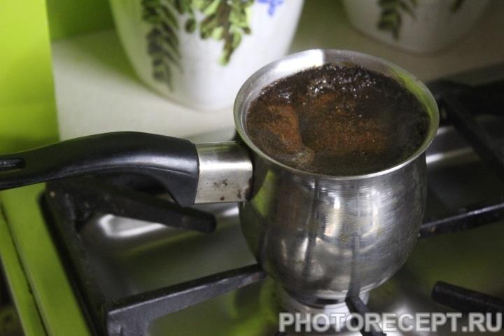 Фото рецепта - Кофе по-карибски - шаг 4