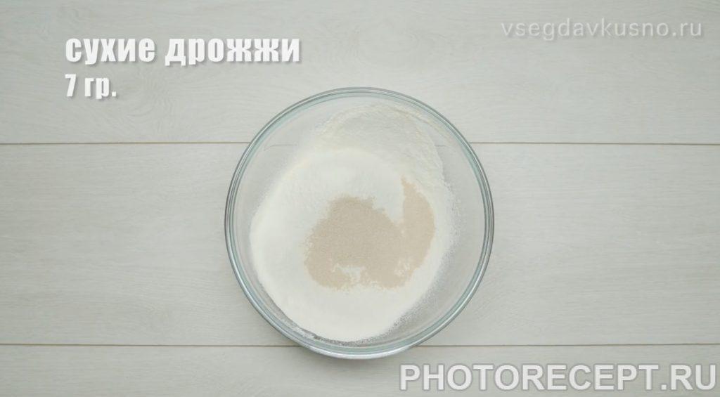 Фото рецепта - Оладьи - шаг 1
