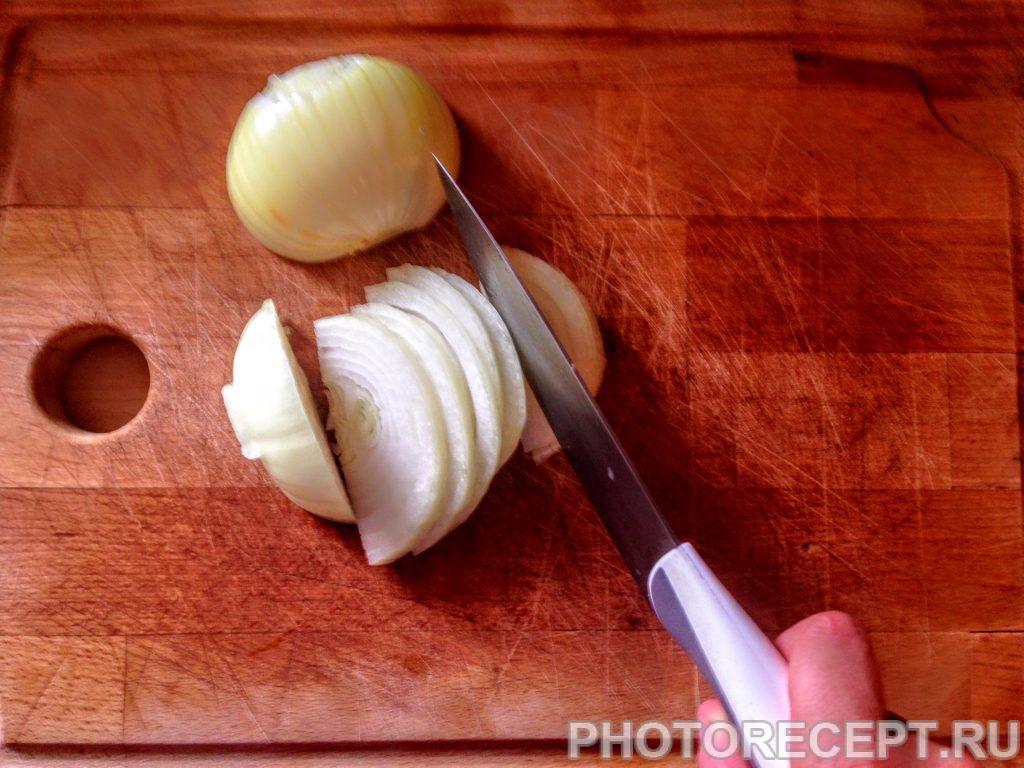 Фото рецепта - Грибной крем-суп с картофелем - шаг 2