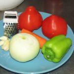 Фото рецепта - Холодный борщ с молодой капустой - шаг 2