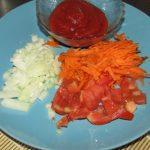 Фото рецепта - Фаршированный мини болгарский перец - шаг 6