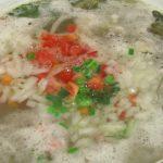 Фото рецепта - Суп с яичной лапшой и курицей - шаг 2