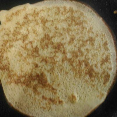 Фото рецепта - Блинчики ажурные фаршированные мясной начинкой - шаг 4