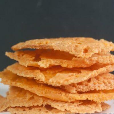 Сырные хрустики - рецепт с фото