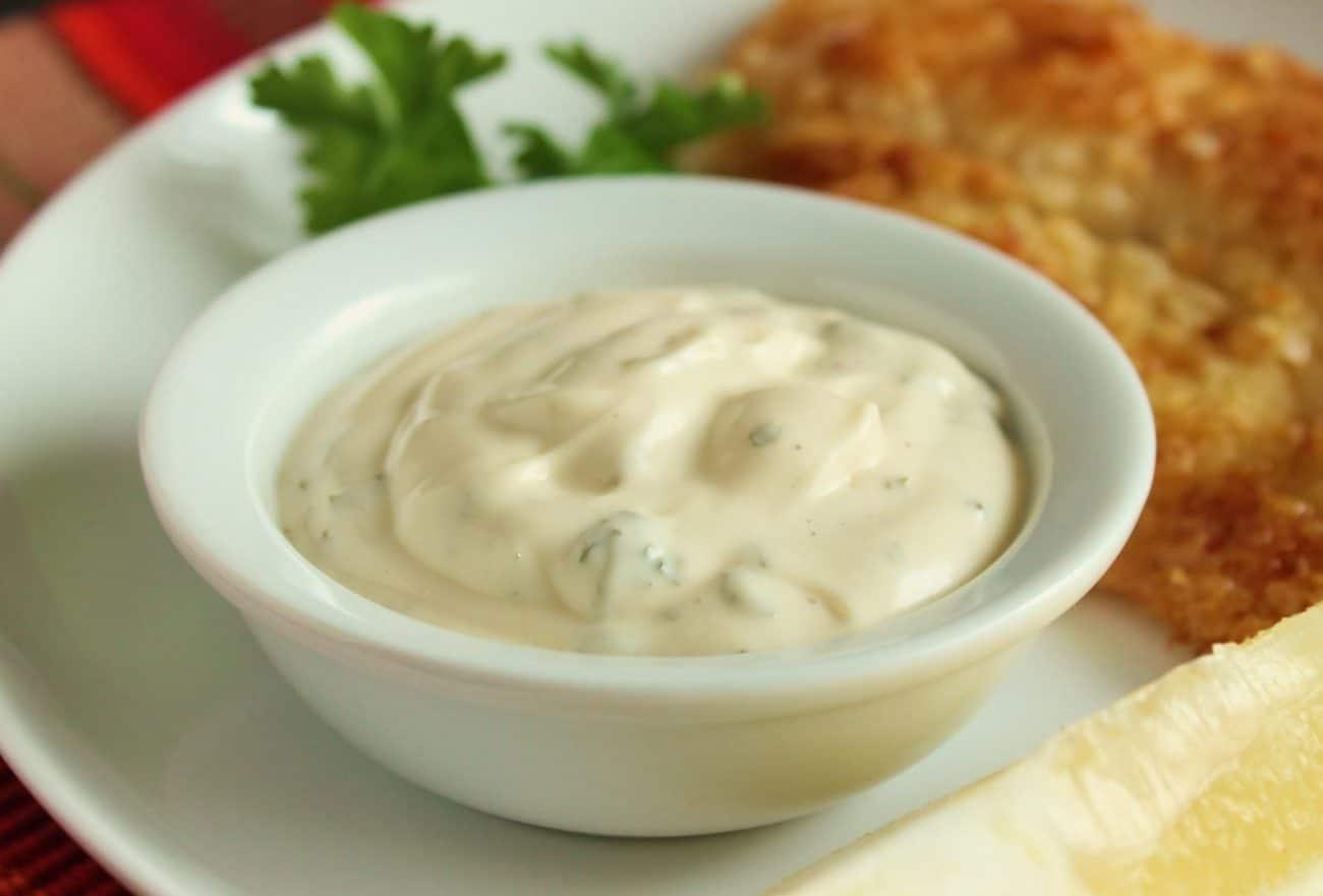 Классический соус «Тартар» к рыбе