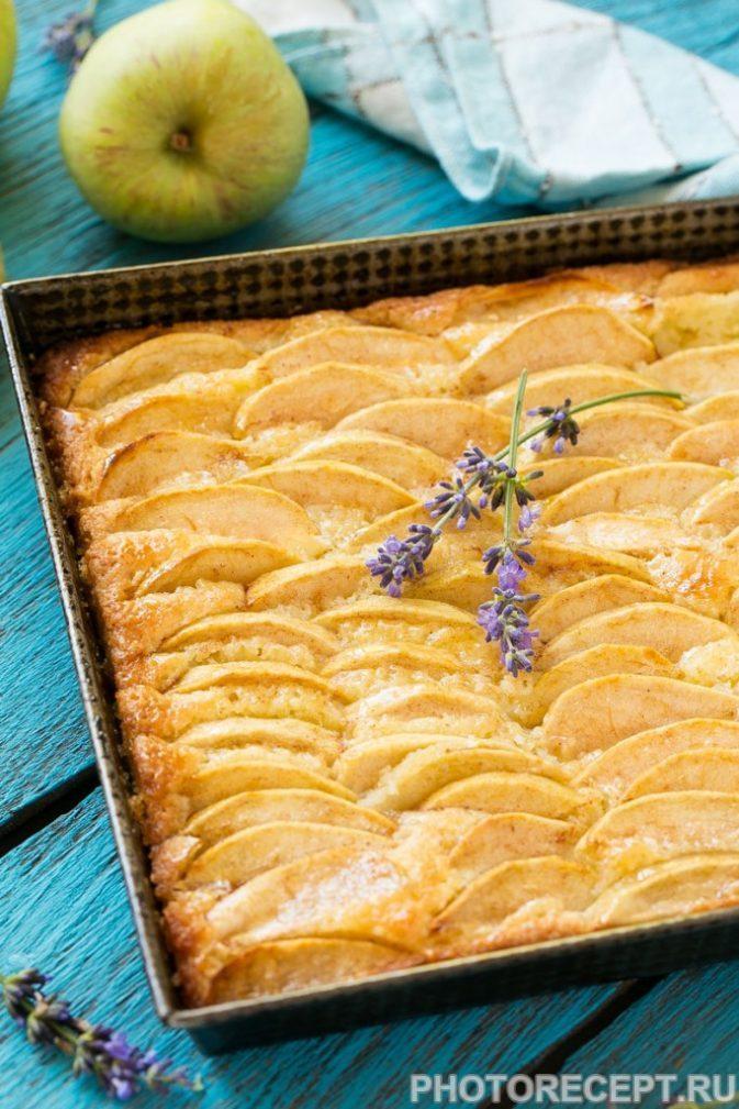 Фото рецепта - Запеканка из пшена с яблоками - шаг 1