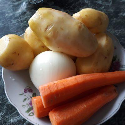 Фото рецепта - Шашлык в духовке - шаг 1