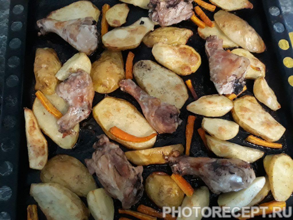 Фото рецепта - Шашлык в духовке - шаг 3