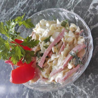 """Салат """"Нежность"""" - рецепт с фото"""