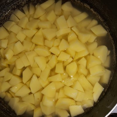 Фото рецепта - Картофельное жаркое - шаг 1