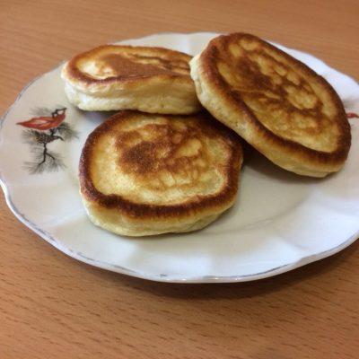 Рецепт оладьев на кефире - рецепт с фото