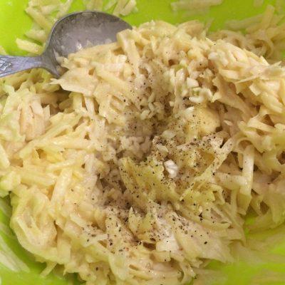 Фото рецепта - Деруны картофельные - шаг 3