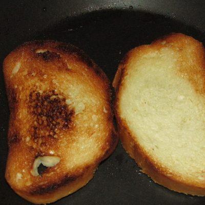 Фото рецепта - Пикантные быстрые бутерброды по – азербайджански - шаг 3