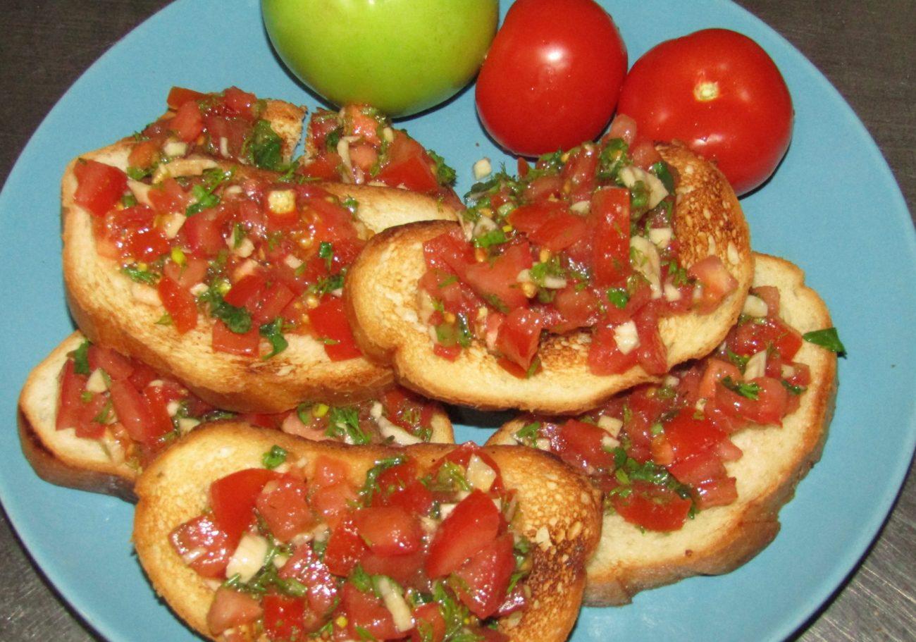 Пикантные быстрые бутерброды по – азербайджански